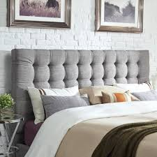 ... Full size of Diy Upholstered King Size Headboard White Tufted King Size  Headboard Grey Tufted King ...