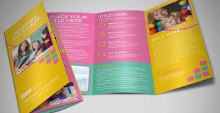Fun Brochure Templates Fun Flyer Template Magdalene Project Org