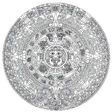 Aztec Coloring Pages Coloring Pages Awesome Coloring Pages Print