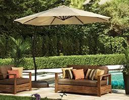 patio umbrellas canada. Contemporary Patio Shop All Offset Patio Umbrellas In Canada O