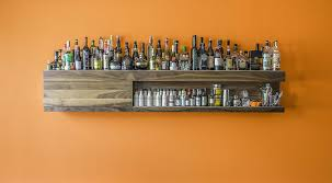 catchy wall mounted bar cabinet wall mounted liquor cabinet ideas home design and decor