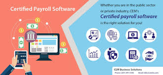 Certified Payroll Software For Prevailing Wages Calculation And