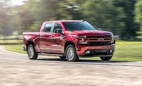Chevy Engine Size Chart The 2019 Chevy Silverado 1500 Pickup Better If Not Best