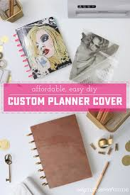 Levenger Templates How To Make Custom Happy Planner And Other Discbound Covers