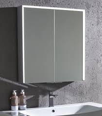 Bathroom Recessible Bathroom Cabinet Nice In Modern Mirrored