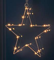 Led Fenster Silhouette Stern Beleuchtet Ca 30 Cm X 28 Cm Batterie Betrieben