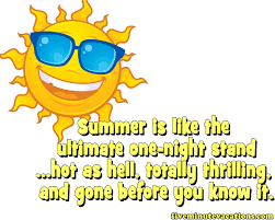 Funny Hot Weather Quotes