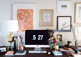 Office amazing ideas home office designs Modern Inspiring Home Office Design Ideas From Rifle Paper Co Architectural Digest Zucharadesigncom Inspiring Home Office Design Ideas From Rifle Paper Co