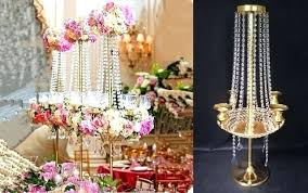 full size of tabletop chandelier display stand crystal centerpieces for weddings whole table kitchen fascinating magnificent