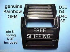 how to replace the motor in rainbow vacuum power nozzle 1 new rainbow vacuum cleaner oem latch for
