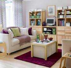 Tips For Decorating A Small Living Room Small Kitchen Living Room Ideas Small Living Room Decorating