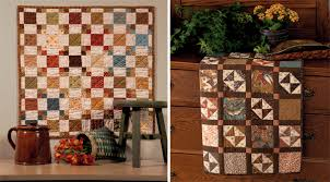 Keep it simple: quilt patterns with squares (+ sale) - Stitch This ... & Quilts-from-Country-Threads-Goes-to-Charm-School Adamdwight.com