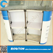 Marketing Display Stands Simple Marketing Display Booth Promotion Table Modular Exhibition Stands