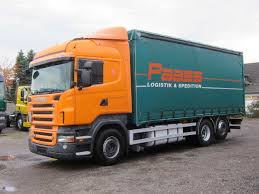 scania r500 lb6x2 highline manual er e5 curtainsider truck