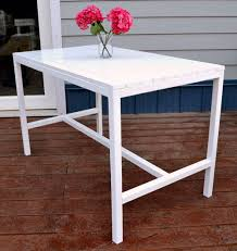 outdoor table plans free 1