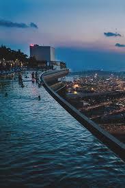 johnny escobar Marina Bay Sands SkyPark Infinity Pool Marina bay