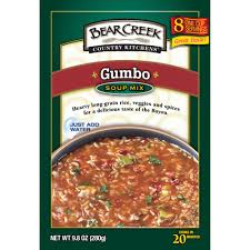 Bear Creek Country Kitchens Bear Creek Country Kitchens Gumbo Soup Mixby Bear Creek At Mills