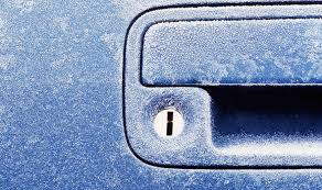 Car door locks frozen Tips to defrost them in seconds Cars
