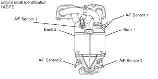 p toyota rav air fuel ratio sensor heater circuit need more help