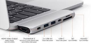 <b>Адаптер Satechi Aluminum Type-C</b> Pro Hub за 100 долларов ...