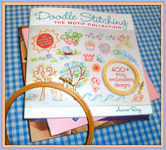 Doodle Stitching The Motif Collection 400 Easy Embroidery Designs Sw Craft Club Doodle Stitching The Motif Collection