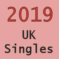 Uk No 1 Singles 2019 Totally Timelines