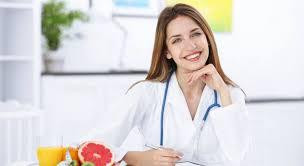 Seis principais áreas de atuação do Nutricionista