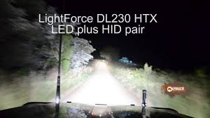 Hybrid Driving Lights Lightforce Hybrid Hid Led Driving Lights March 2016