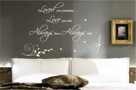 Love Quotes Wall Art Cool Love Quotes Wall Decals Best Love Wall Quotes Wall Art Wall Stickers