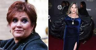 carrie fisher weight loss. Delighful Fisher Carrie Fisher And Weight Loss