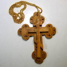 cross necklace wooden jerum miifotos com serbian flag rosary