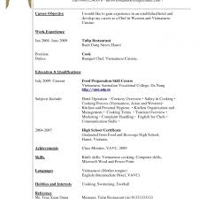 Short Resume Examples Mesmerizing Short Resume Example Examples Resumes Cv Sample For Students Of Top