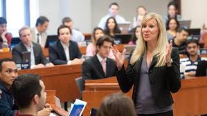 getting into business school tips interview georgetown mba admissions advice