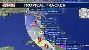 15 counties ahead of Tropical Storm Elsa