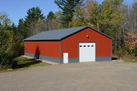 important things to keep in mind when constructing a post frame building