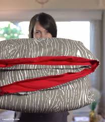 diy duvet covers sew a duvet cover easy sewing projects and no sew ideas