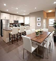 open kitchen dining room designs. Open Plan Kitchen Dining Room Designs Ideas Rooms Design Minimal Modern 5 . M