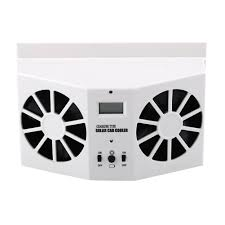 Solar Power Cooler Popular Solar Powered Portable Fan Buy Cheap Solar Powered