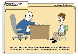 Funny Resignation Letter Funny Rude Resignation Letters – Visitlecce ...