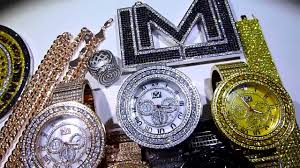 custom watches by labmadejewelry lmj co fully loaded snless steel lab made diamond watches you