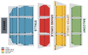 Theatre Royal Drury Lane Seating Chart Theatre Royal Drury Lane