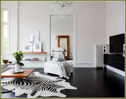 zebra cowhide rug ikea home design ideas intended for decorations 4