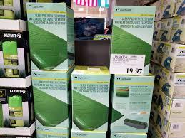 Costco Light Speed Lightspeed Outdoors Self Inflating Sleeping Pad Costco97 Com