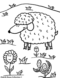 Small Picture Sheep3 Coloring Page Free Sheep Coloring Pages Coloring Coloring