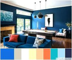 Navy Blue Living Room Fascinating Blue And Orange Living Room Orange And Blue Living Room Blue Color
