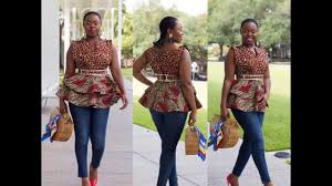 Ankara Shorts Designs For Ladies Latest Ankara Tops For Ladies 2019 Version Esther Adeniyi