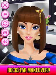 make up salon on the app