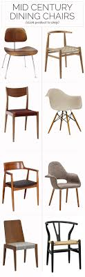 The Best Mid Century Dining Chairs