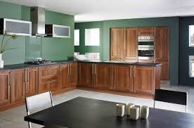 Dark Green Kitchen Cabinets Kitchen Wall Colors With Brown Cabinets Beadboard Basement