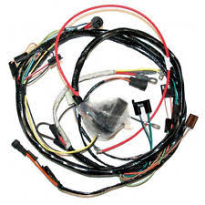 corvette engine harness 71 corvette engine wiring harness all automatic transmission new fits corvette